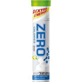 Dextro Energy Pastilles Électrolytes Sans calories 20 x 4g, Lime
